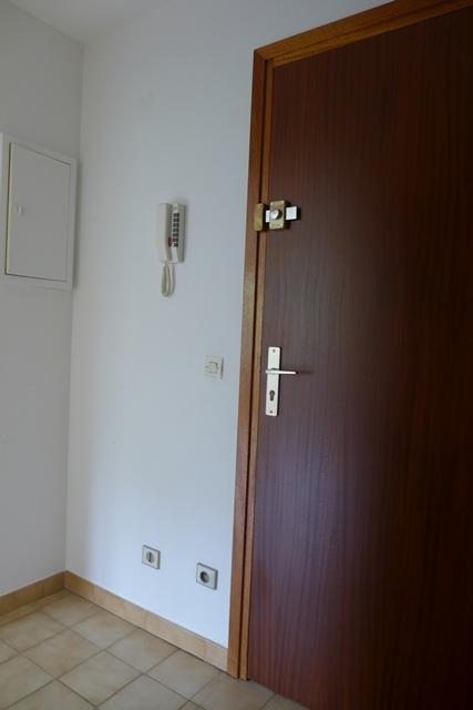 Hall d'entrée avec placard